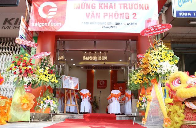 Cho thuê văn phòng ảo tại Quận Tân Bình Tp HCM
