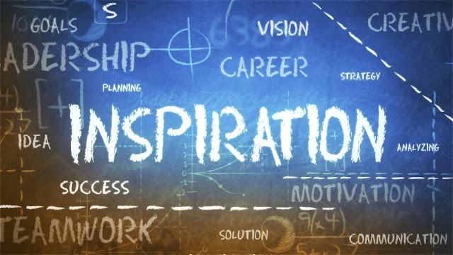 Inilah 10 Cara  Mudah Untuk Mendapatkan Inspirasi