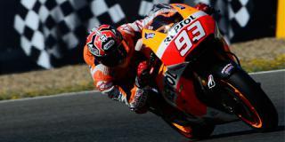 Marquez Sabet Pole, Dua Ducati Mengejutkan