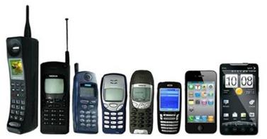 Evolución de las Tecnologías para Móviles