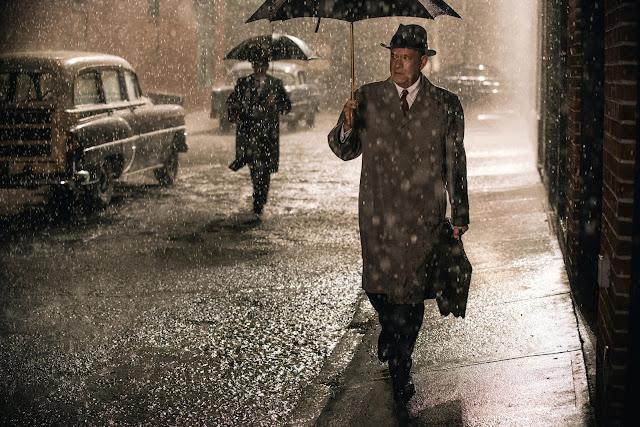 """""""El puente de los espías"""" (Steven Spielberg, 2015)"""