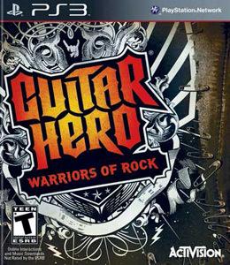 GUITAR HERO WARRIORS OF ROCK PS3 TORRENT