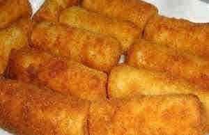 اصابع دجاج بالتوست