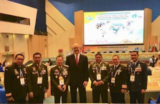 TNI Mengikuti Kongres Kesehatan Militer Dunia di India