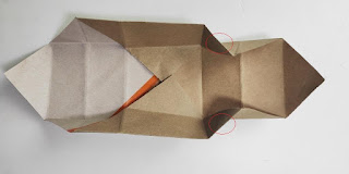 how to make a paper gift box