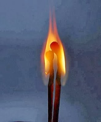 TWIN FLAMES & TWIN SOULS     A Gift On Valentine Day