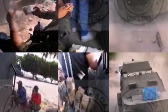 Viagras montan otro video para demostrar que ellos no estaban escondidos mientras el ejercito enfrentaba al CJNG en Michoacán