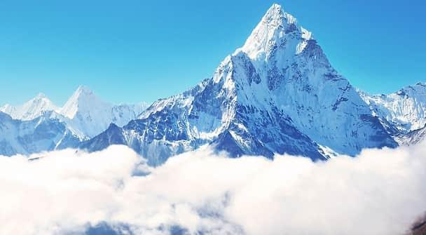 Major Mountain Ranges World
