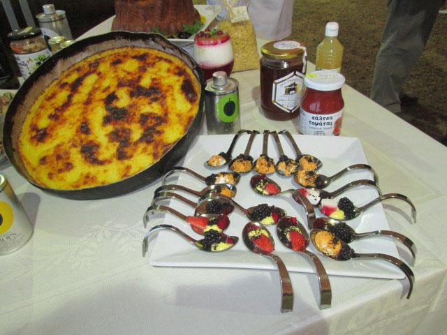 Θεσπρωτία: Τα τοπικά προϊόντα της Λάκκας Σουλίου στο 3ο Συμπόσιο Γαστρονομίας της περιοχής