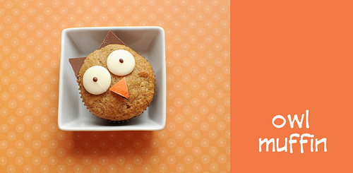 My Owl Barn Cute And Easy Animal Muffins