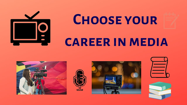 Choose your career in Media  - Tech Teacher Debashree