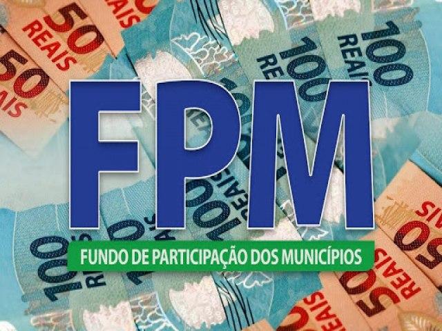 BRASIL-FPM caiu na conta e é o maior desde 2003 para o mês, diz CNM