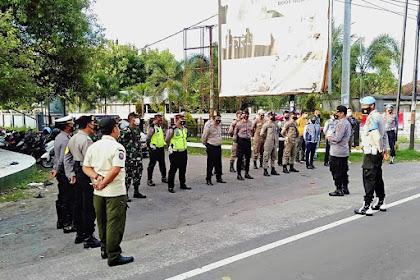 Berikan Rasa Tenang Perayaan Nyepi, Ini Yang Dilakukan TNI-POLRI
