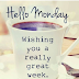 Happy Monday image good morning,good morning Happy Monday quotes