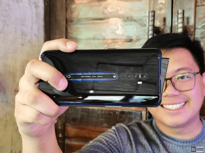 A versatile 48MP quad-camera setup