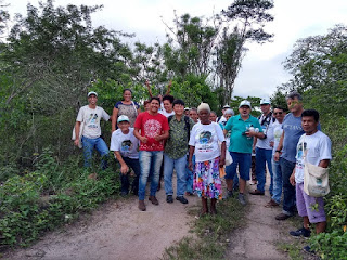 Caravana do Vale do Ribeira conhece sistemas agroflorestais  desenvolvidos no Semiárido