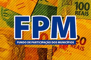 Cofres municipais recebem R$ 508 milhões do segundo FPM de março