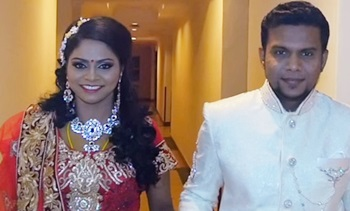 Malaysian Indian Wedding Reception Of Ganesan & Dr.Hindhoomathi