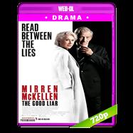 El buen mentiroso (2019) AMZN WEB-DL 720p Latino