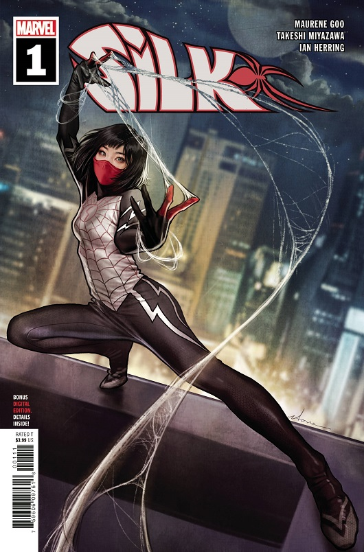 Cover of Silk #1
