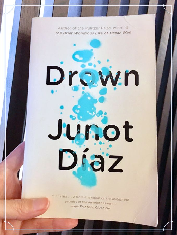 american dream in drown by junot diaz