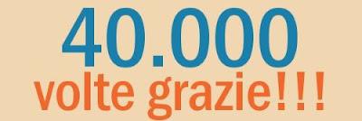Travl blog,gite,vacanze,itinerari in Italia: obiettivo raggiunto: 40.000 visualizzazioni