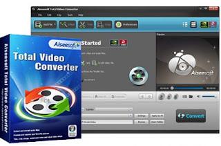Aiseesoft Total Media Converter 8.1.8 Full Version