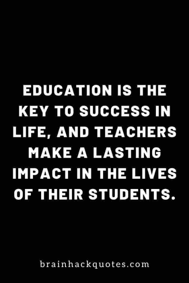 Education Quotes, Powerful Student Motivational Quotes