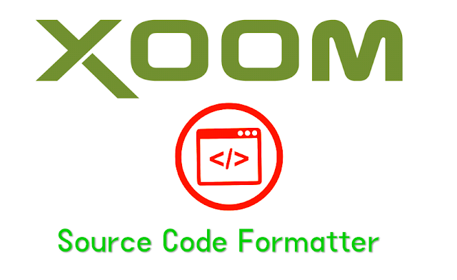 Source Code Format Online Tool For Blogger
