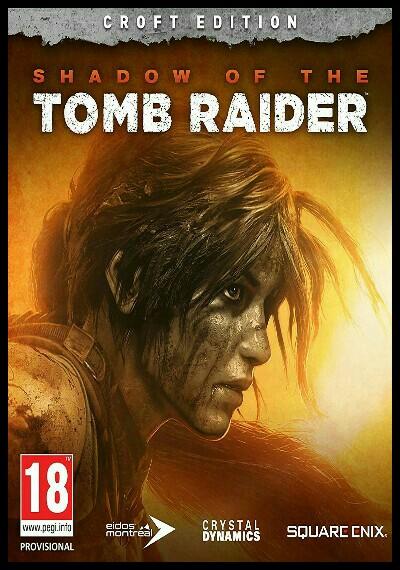 Shadow Of The Tomb Raider Repack : shadow, raider, repack, Shadow, Raider, Croft, Edition, Repack-FitGirl, Chris, Repacks