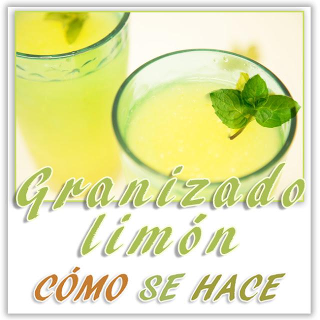 GRANIZADO DE LI...