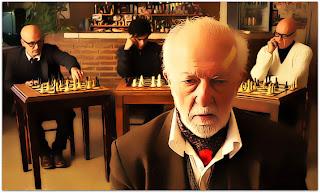 Subte Polska (2015) - Tadeusz e Os Adversários de Xadrez