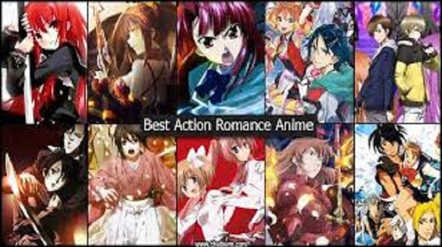 10 Action Romance Anime 2021 Cara1001