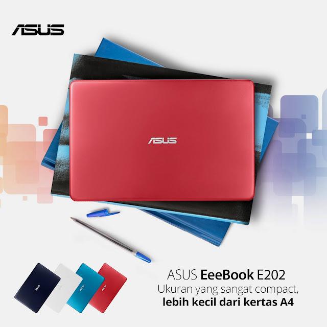 Notebook Murah ASUS E202