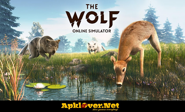 The Wolf MOD APK unlimited money