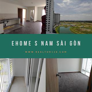 căn hộ Ehome S Nam Sài Gòn 02 phòng ngủ