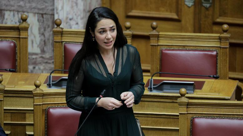 Σε Λάρισα και Τρίκαλα το Σαββατοκύριακο η υφυπουργός Εργασίας Δόμνα Μιχαηλίδου