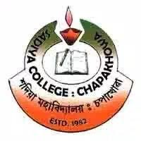 Sadiya College Recruitment 2019