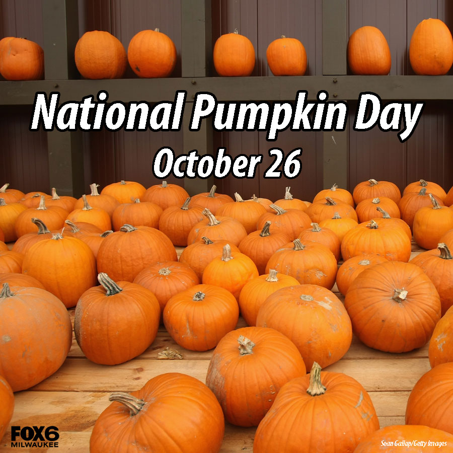 National Pumpkin Day Wishes Sweet Images
