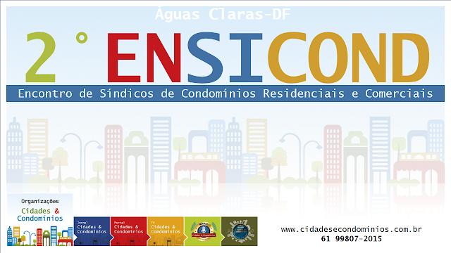 2° Encontro de Síndicos de Condomínios Residenciais e Comerciais
