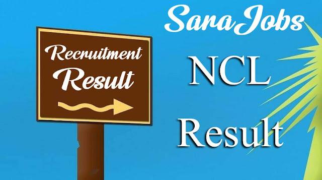 NCL Result