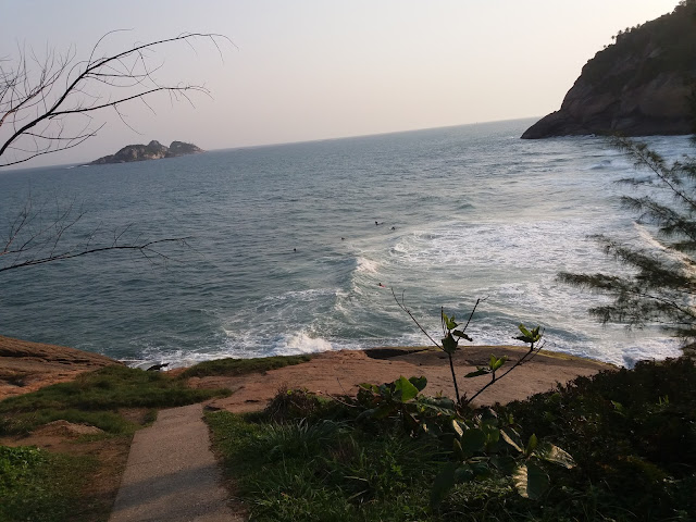 Praia da Joatinga- RJ.