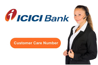 ICICI Customer Care Number  Toll Free (24x7)