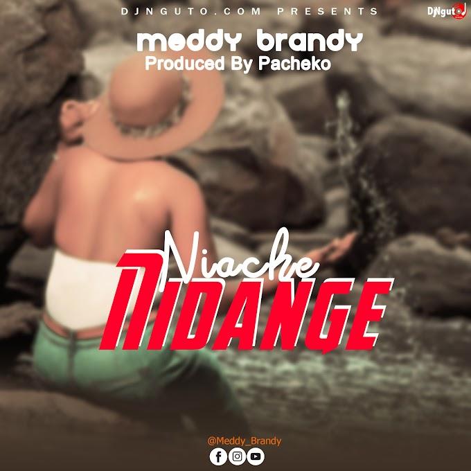 AUDIO | Meddy Brandy - Niache Nidange | Free Download now