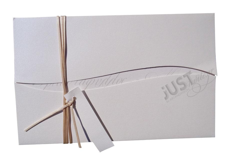 Wedding invitations contemporary chic A1130