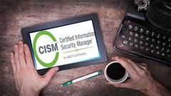 Isaca : Information Security Manager Certification Exam 2021