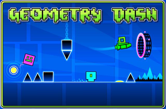 Geometry Dash APK 2.011 Full