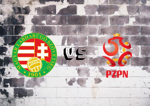 Hungría vs Polonia  Resumen