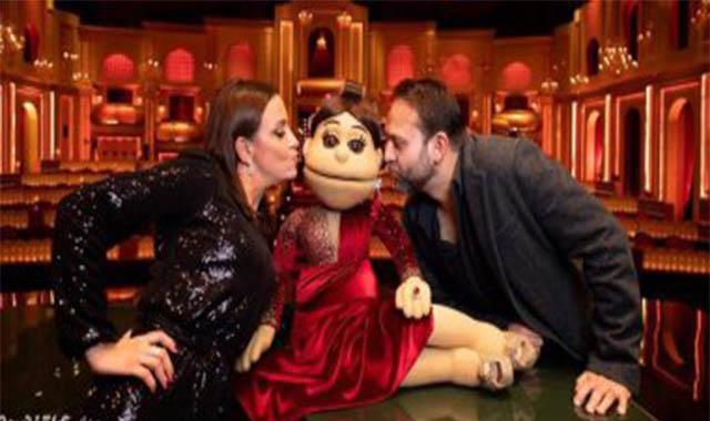اول ظهور الفنانة ريهام عبد الغفور مع زوجها وتعرضها للتنمر
