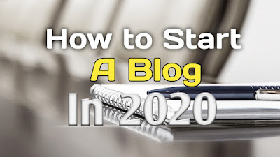How to start a blog in 2020 | Diku Technical
